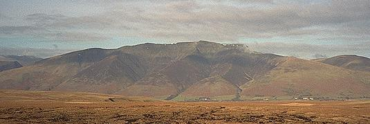 Blencathra - The Southern Elevation