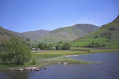 Looking East Across Brothers Water