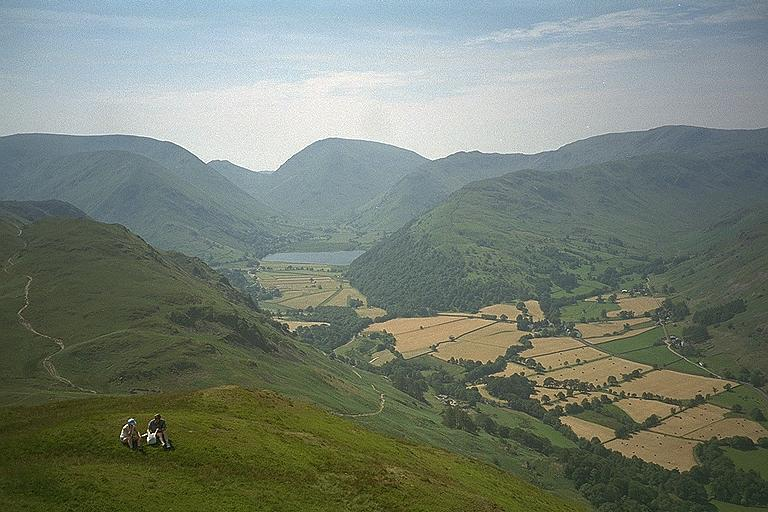 Place Fell - The Southern Prospect