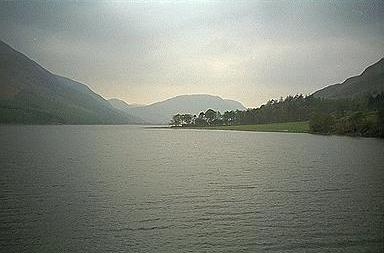 Buttermere from the Lakeside Path