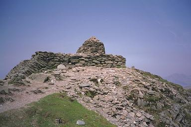 Coniston Old Man - Summit