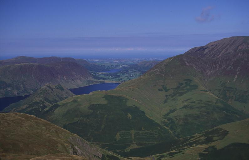 Crummock Water from Robinson