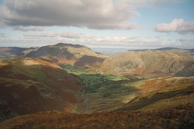 Deepdale from Hartsop above How