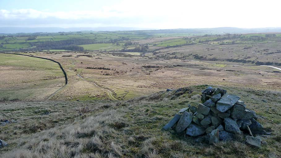 Scalebarrow Knott - Eastern View