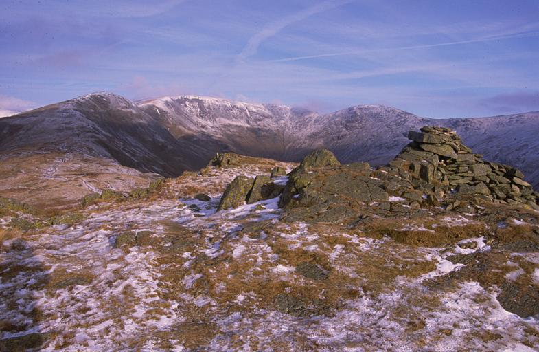 Fairfield from Erne Crag