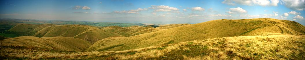 Fell Head Lower Summit (Howgills)