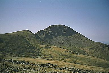 Gable Crag from Moses Trod