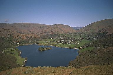 Grasmere from Loughrigg