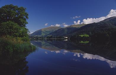 Grasmere from the Shore Path II