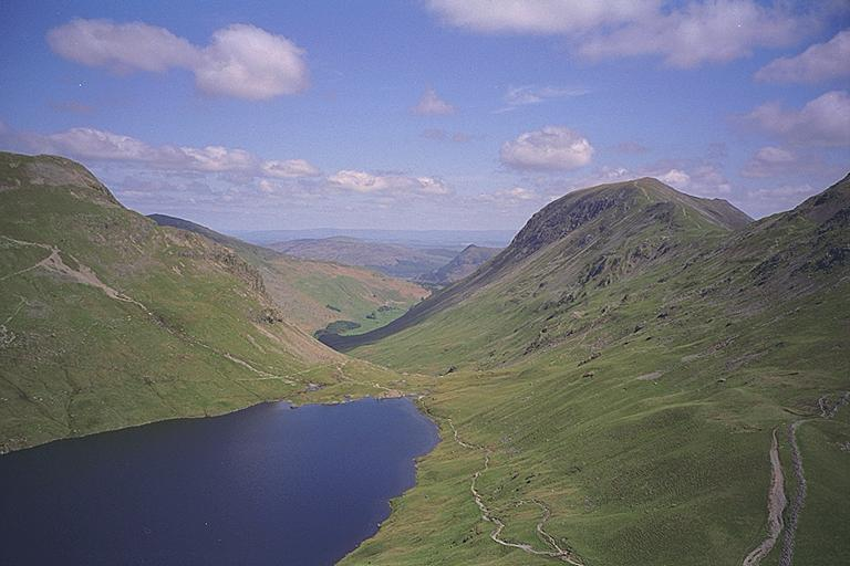 Grisedale from Seat Sandal