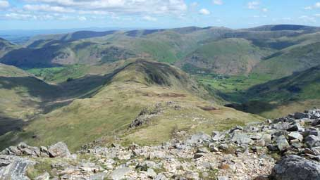 Hartsop above How from Hart Crag