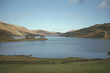 Haweswater from Riggindale