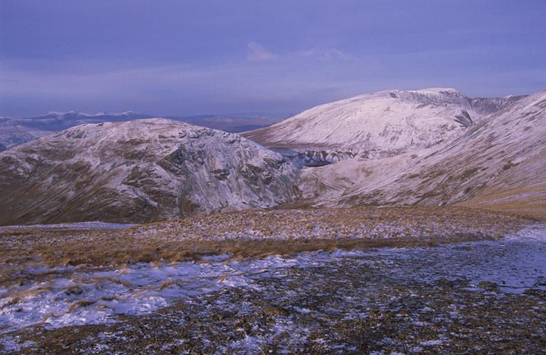 Dollywagon Pike from Great Rigg