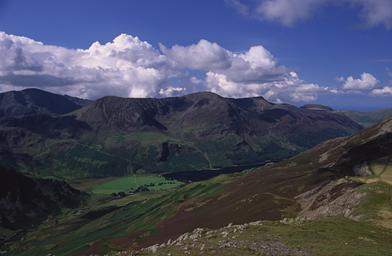 High Stile from Hindscarth