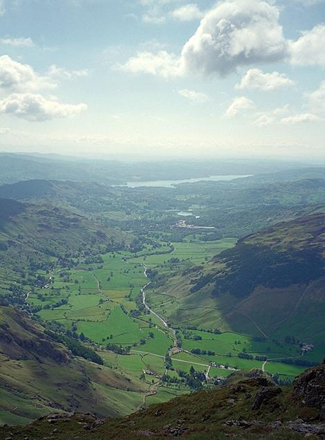 Langdale from Harrison Stickle