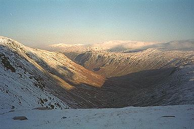 Langstrath from Tongue Head