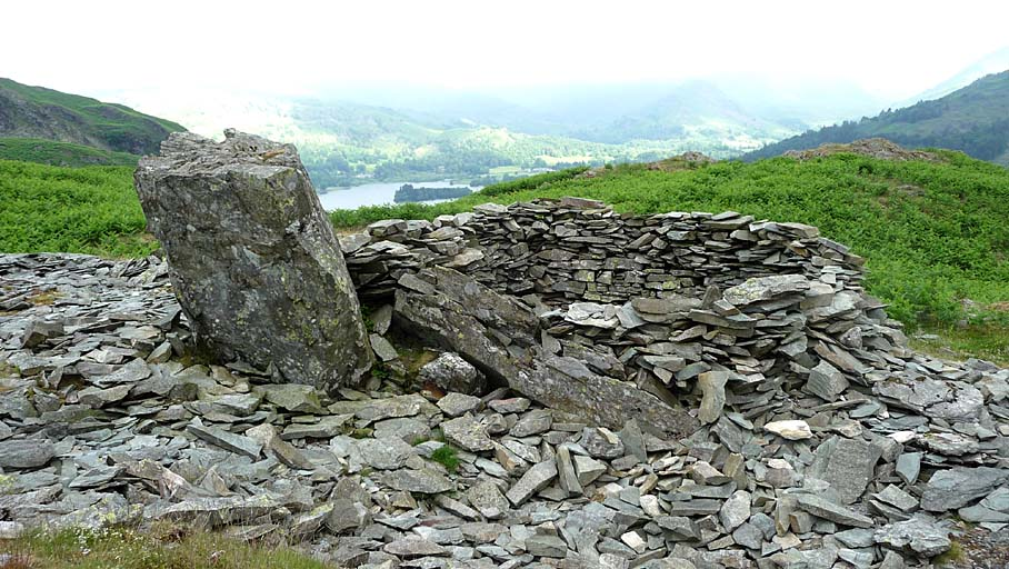 Loughrigg - Walled Enclosure