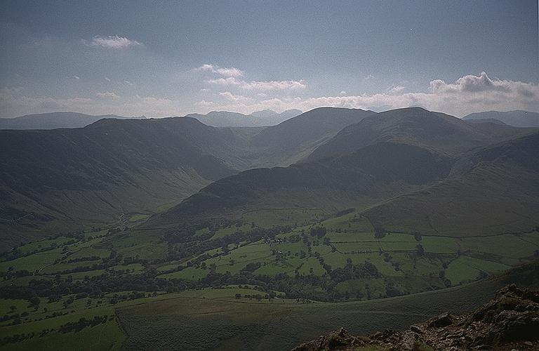 Causey Pike - The Southern Prospect