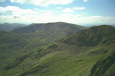 Nethermost Pike - The View South