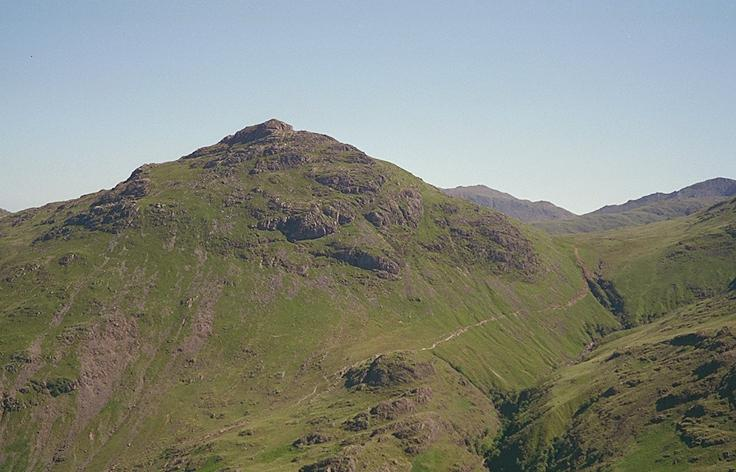 Pike o'Blisco from The Band