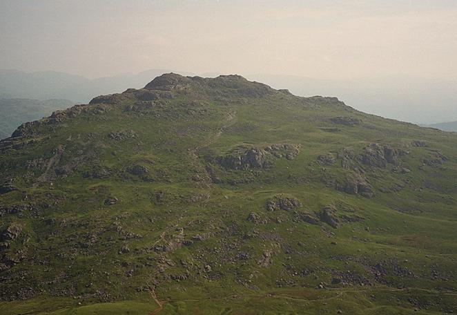 Pike o'Blisco from Cold Pike