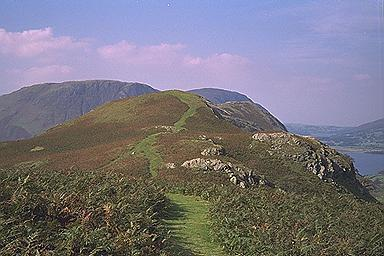 Rannerdale Knotts Path