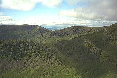 Rough Crag from Kidsty Pike