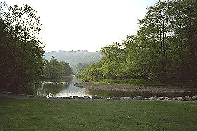 River Rothay at White Moss