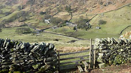 Sadgill from the First Stile
