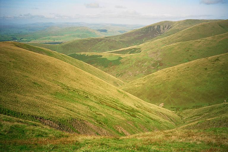 Swarth Greaves Beck (Howgills)