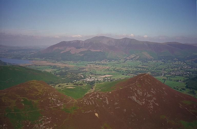 Causey Pike - The North-Eastern Prospect
