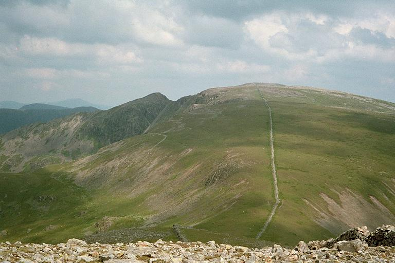 Steeple and Scoat Fell from Haycock