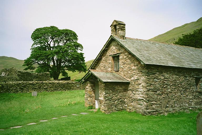 St. Martin's Church, Martindale