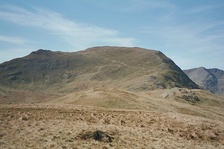 St. Sunday Crag from Birks