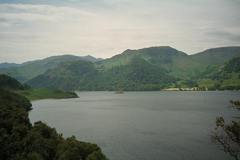 Ullswater from the Lakeside Path