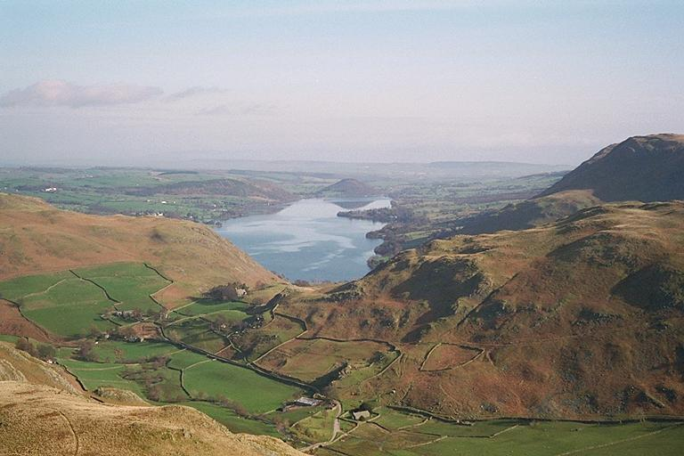 Ullswater from Beda Fell