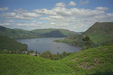 Keldas - The Prospect of Ullswater