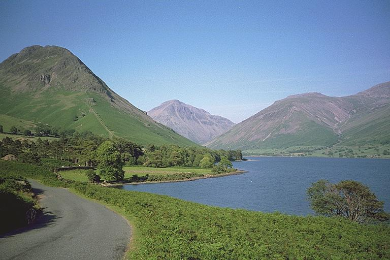 Wasdale from the Road